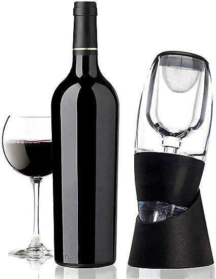 Queta - Aireador de Vino, purificador de Vino, difusor: Amazon.es ...
