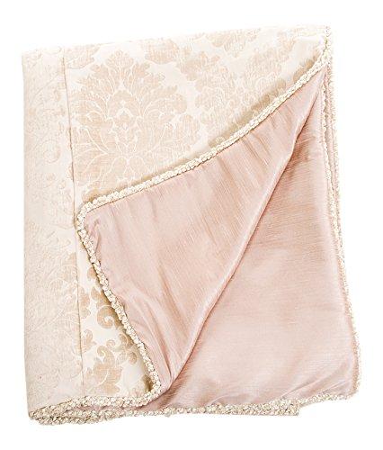 Glenna Jean Victoria Full/Queen Duvet, Damask/Pink, 87