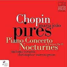 Frederic Chopin: Piano Concerto No. 2 & Nocturnes