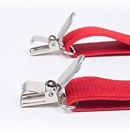 ELENKER Baby Boys Solid Suspenders (Size 22\