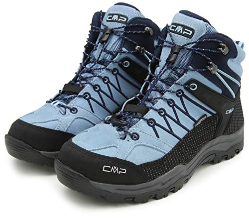 Adulto Rigel High Rise Zapatos De Turquesa blue Wp Unisex b Senderismo Cmp Mid glass SwxCgzqC