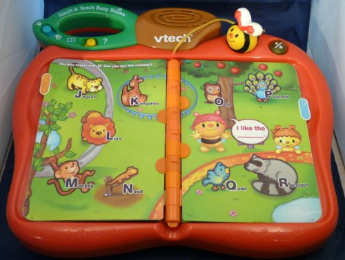 VTech Touch and Teach Word Book - 9