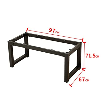 Pied De Table Fer.Support De Table Support De Pied De Table En Metal Table A