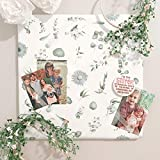 Fabric Memory Picture Board with Ribbon for
