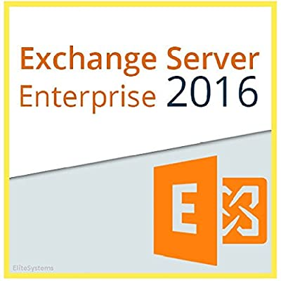 Microsoft Exchange Server 2016 - Enterprise | Full Retail Media |