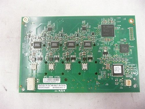 Avaya IP Office IP500 ATM4U 700417405 4 Port Analog Trunk (FXO) Daughter Card