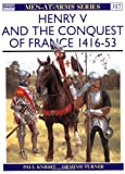 Front cover for the book Henry V and the Conquest of France 1416-53 by Paul Knight