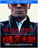 Black Mass [Blu-ray + DVD + Digital Copy] (Bilingual)