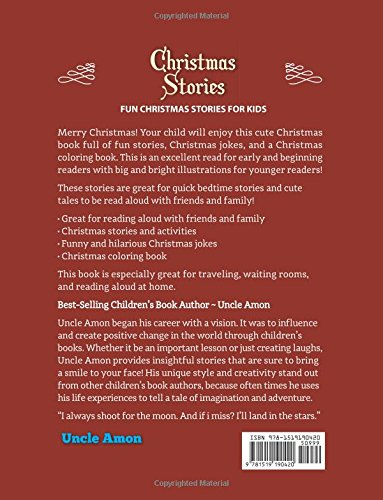 Christmas Stories Fun Christmas Stories for Kids Children