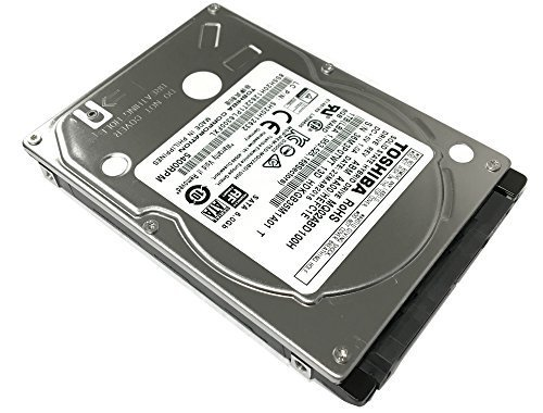 Toshiba MQ02ABD100H 1TB 5400RPM 64MB Cache SATA 6.0Gb/s Solid State Hybrid (SSHD) 2.5'' 9.5mm Notebook Hard Drive - w/ 3 Year Warranty by Toshiba
