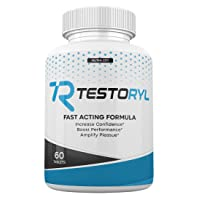 Testoryl Pills - Testoril Male Supplement Booster for Men - 60 Counts