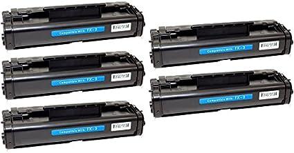 8PK Toner Cartridge for Canon FX-3 FX3 Faxphone L75 L80 FAX L200 CFX-L3500IF New