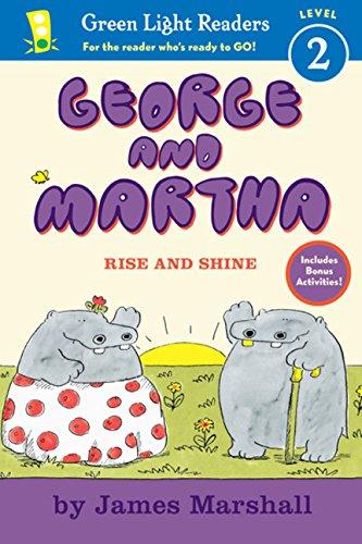 George and Martha: Rise and Shine Early Reader pdf epub