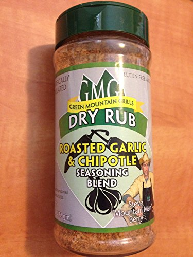 GMG Green Mountain Dry Rub Roasted Garlic Chipotle