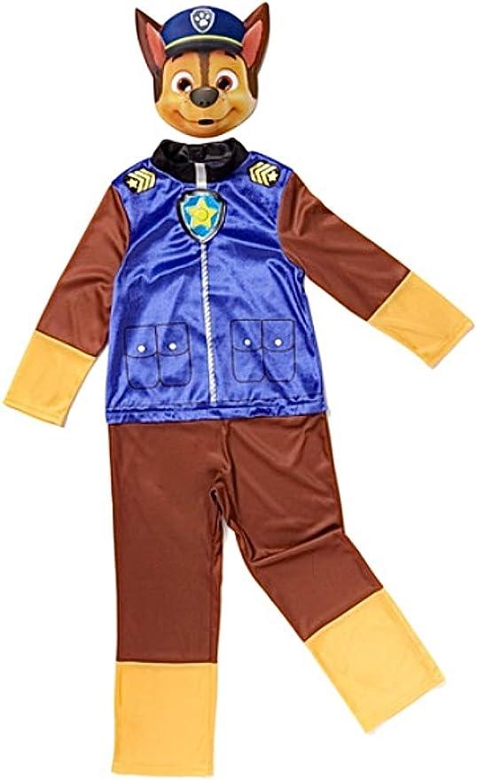 Disfraz de Patrulla Canina de Nickelodeon para niños: Amazon.es ...