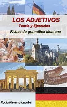 Los adjetivos en alemán (Fichas de alemán) (Spanish Edition) by [Lacoba, Rocío Navarro]