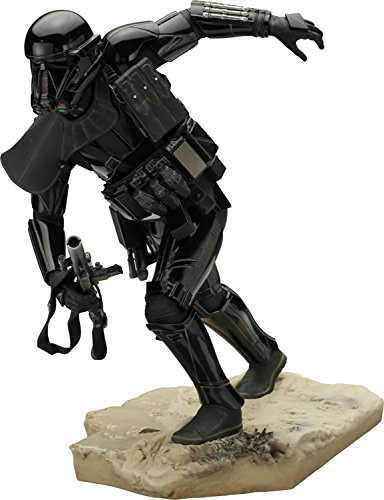 Kotobukiya Rogue One A Star Wars Story Death Trooper ArtFX Statue (Best Star Wars Statues)
