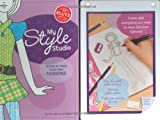 Best Klutz Kid Art Supplies - My Style Studio: Design & Trace Your Own Review
