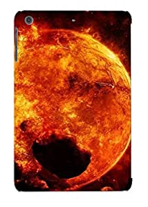 Case For Ipad Mini/mini 2 Tpu Phone Case Cover(burning Sun ) For Thanksgiving Day's Gift