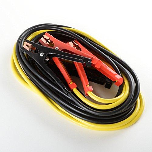 [해외]Samcomorg 20 Ft X 4 게이지 헤비 듀티 구조용 부스터 점프 케이블/Samcomorg 20 Ft X 4 Gauge Heavy Duty Rescue Booster Jump Cable