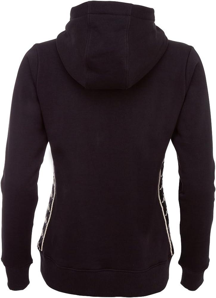 Kappa Damen Dilara Sweatshirt Black
