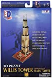 Daron Willis Tower 3D Puzzle 51-Piece