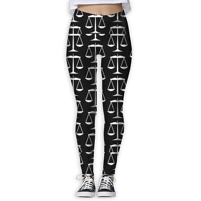 Amazon.com: Pantalones de yoga para mujer, color negro, con ...
