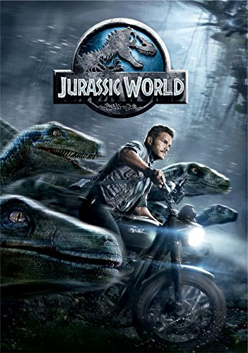 Jurassic World (Jurassic Park Dvd The Lost World)