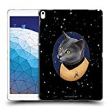 Official Star Trek Chekov Cats TOS Soft Gel Case Compatible for iPad Air (2019)
