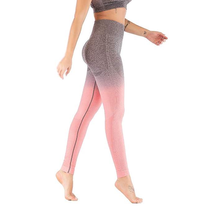 6776602fb72e wuliLINL Women's Compression Slim Printed Leggings Full-Length Regular Size  Yoga Workout Sport Fitness Pants
