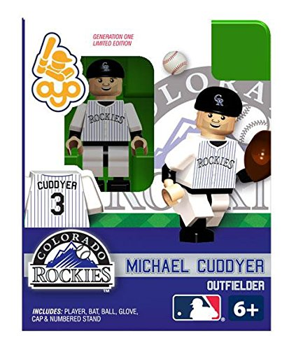 841dc206371 Michael Cuddyer Colorado Rockies Memorabilia