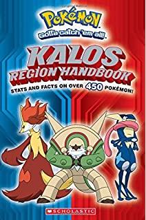 pokemon xy guide book pdf