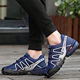 Men Hiking Shoes Outdoor Trekking Shoes Breathable Running Shoes Sports Shoes