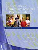 Mathematics for Elementary Teachers via Problem Solving Student Activity Manual, , 1427502919
