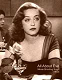 All About Eve (1950) Movie Shooting Script with Camera Directions, Scene Descriptions, etc. [Student Loose Leaf Edition]