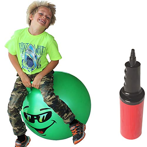 WALIKI Hopper Ball is one of the top indoor energy burning toys for kids