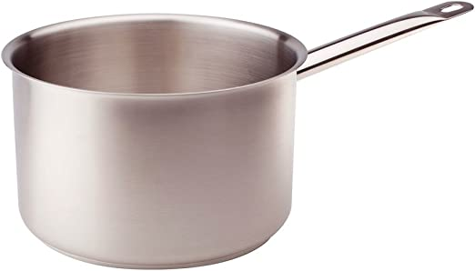 Diameter 16 Cm. Pentole Agnelli Stainless Steel Casserole Pan