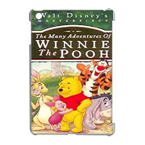 ipad mini Phone Case Cartoon Many Adventures of Winnie the Pooh Protective Cell Phone Cases Cover DFJ117396