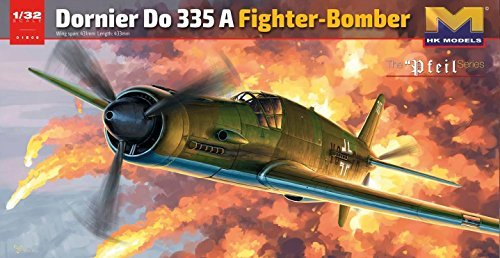 1/32 Dornier Do335A fighter-bomber ()