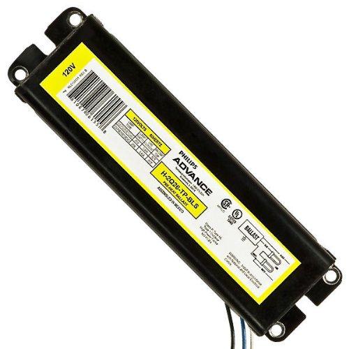 Fluorescent Electromagnetic Ballast (Advance H-2Q26-TP-BLSM - (2) Lamp Fluorescent Ballast - 26 Watt CFL - 120 Volt - Preheat Start - 0.92 Ballast Factor)