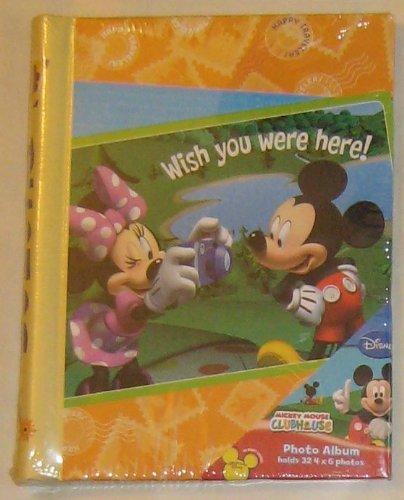 bienvenido a comprar Disney Disney Disney Mickey Mouse  Wish You Were Here   álbum de fotos  Ahorre 35% - 70% de descuento