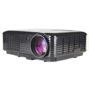 Proyector de Video 800P 3000 Lumen con Sonido estéreo Incorporado ...