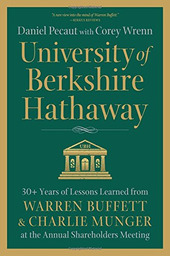Pdf Biographies University of Berkshire Hathaway: 30 Years of Lessons Learned from Warren Buffett & Charlie Munger at the Annual Shareholders Meeting