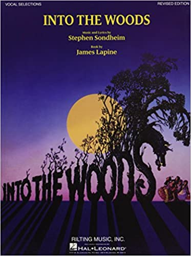 into the woods a new musical vocal selections