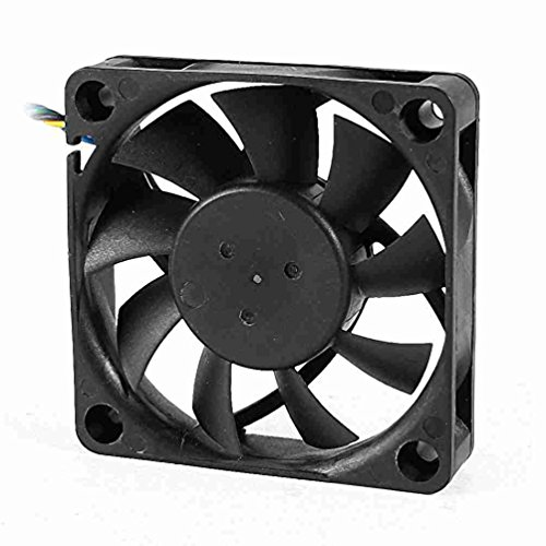uxcell® AFB0612VHC 60mm x 13mm 4Pin PWM DC 12V Brushless PC CPU Cooling Fan