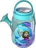 Disney Frozen Beach Watering Can with Sandbox Toys - 6 Piece Set
