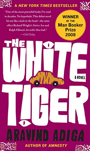 Image of The White Tiger