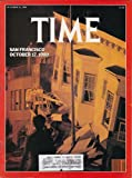 Time Magazine: October 30, 1989 San Francisco October 17, 1989