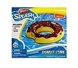 Wham-O Inflatable Chocolate Donut Pool Tube