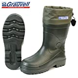 Grauvell Alaska Arctic -30 Thermal Fishing boots All Sizes RRP £59.95 (10)